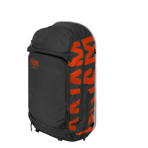 Zip-On Krypton 25L Orange Fire