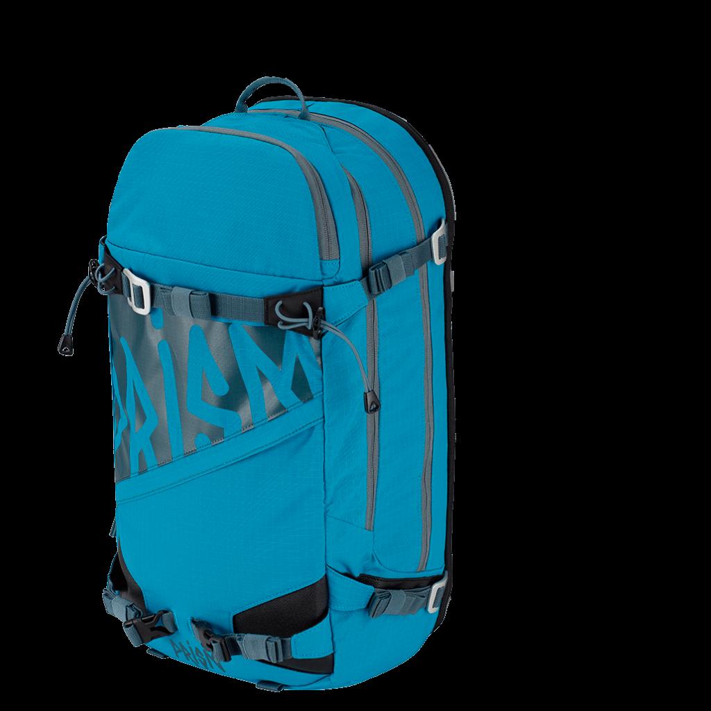 Zip-On Tantale 33L Blue Lagoon / Grey Iron