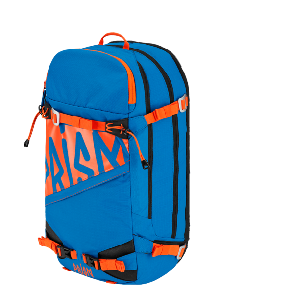 Zip-On Tantale 33L Blue Lake / Orange Fire